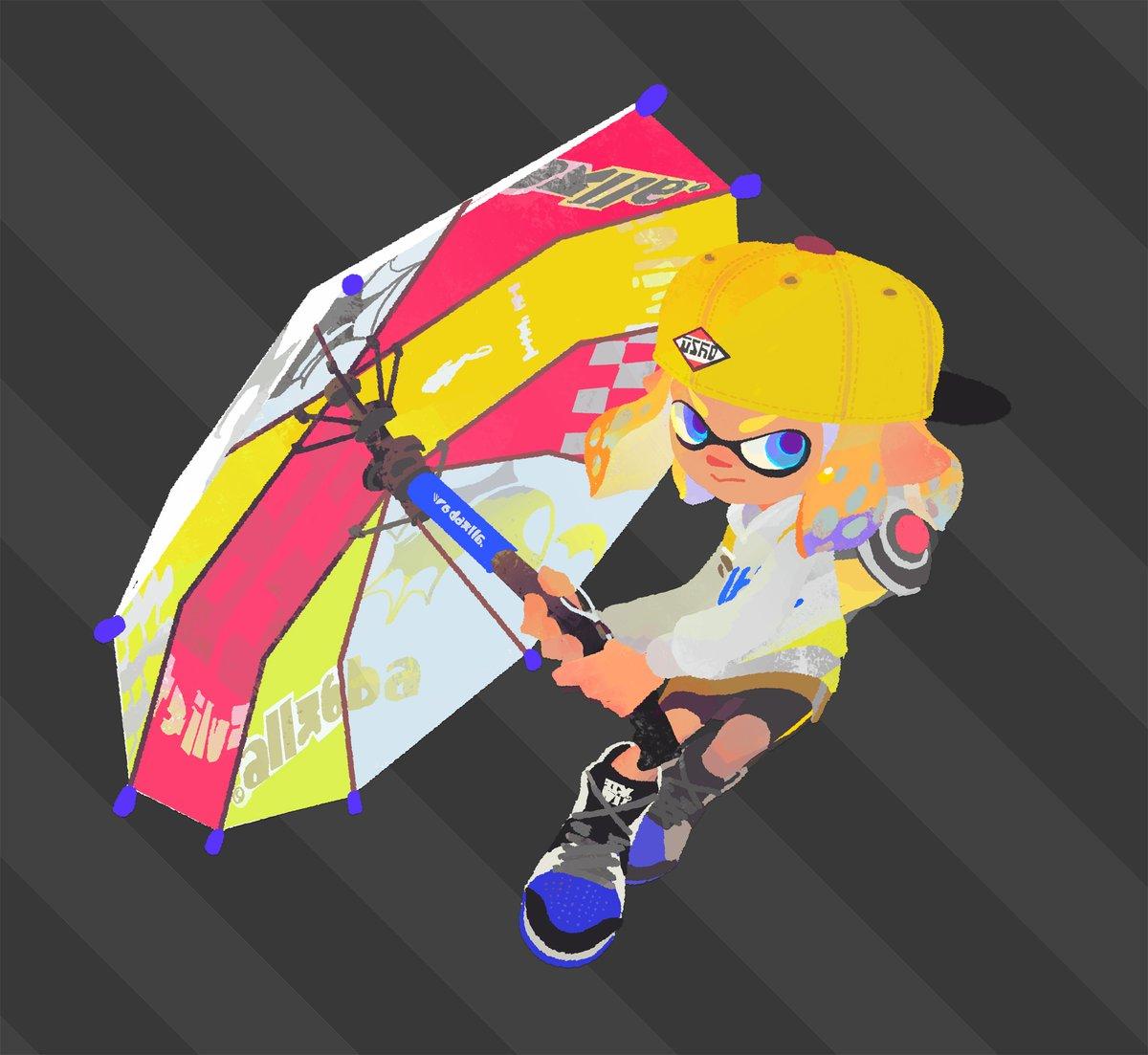 【スプラトゥーン2】傘失いたくないから全く発射しないんだけど、 どういう場面で使えばいいの?