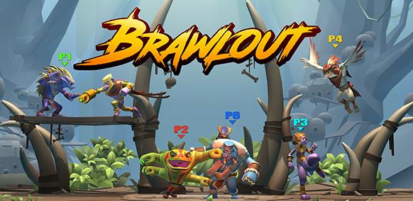期待のインディーズゲーム「brawl out」がスイッチで発売されたのに全く話題になってない件