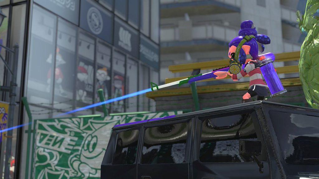 【スプラ2】チャージャー大嫌いな人、ヤツを狩りやすい武器教えて!